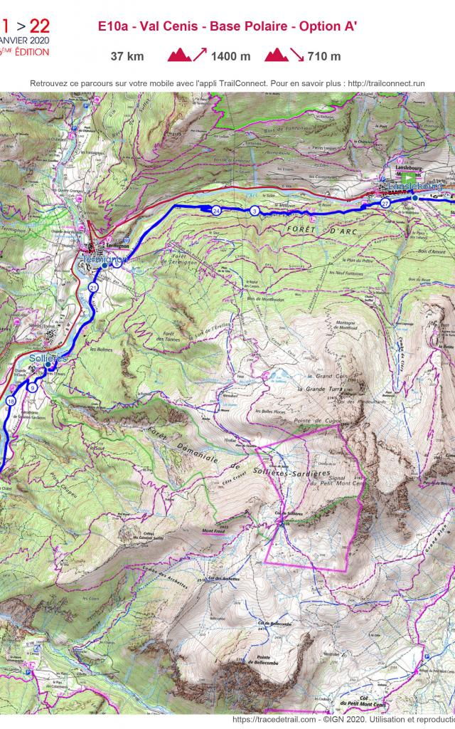 Lgo2020 Val Cenis Base Polaire Option A