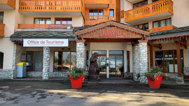 Valfrejus Office Tourisme Ete