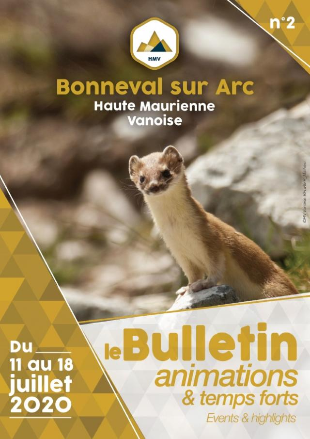 Bonneval Visuel Bulletin Ete 2