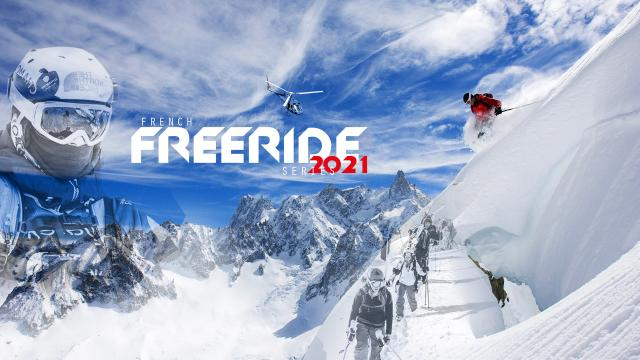 1920x1200french Freeride Serie 2021 Logo