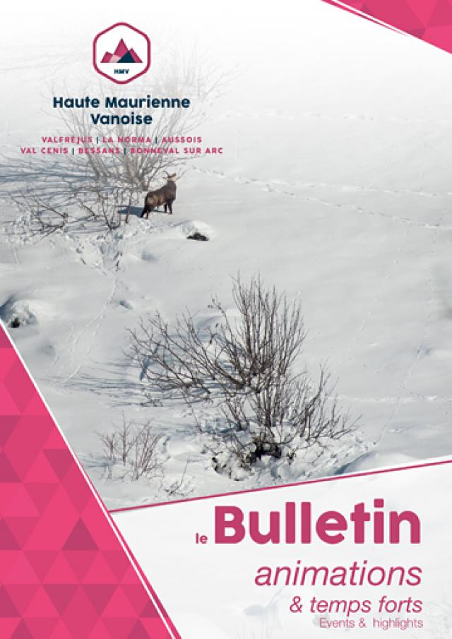 Le Bulletin animations et temps forts