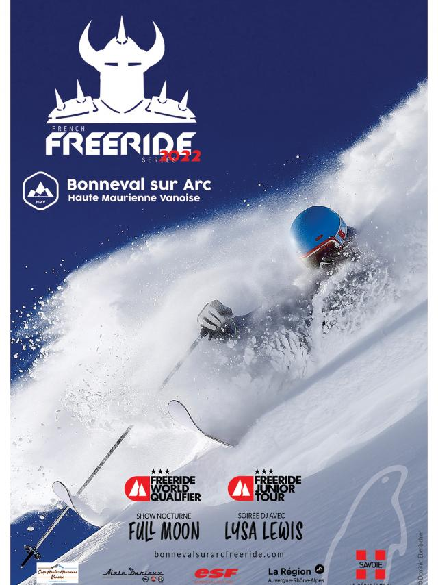 Affiche French Freeride 2022