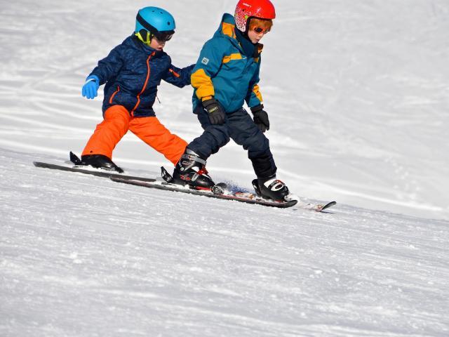 Cours de ski à La Tzoumaz