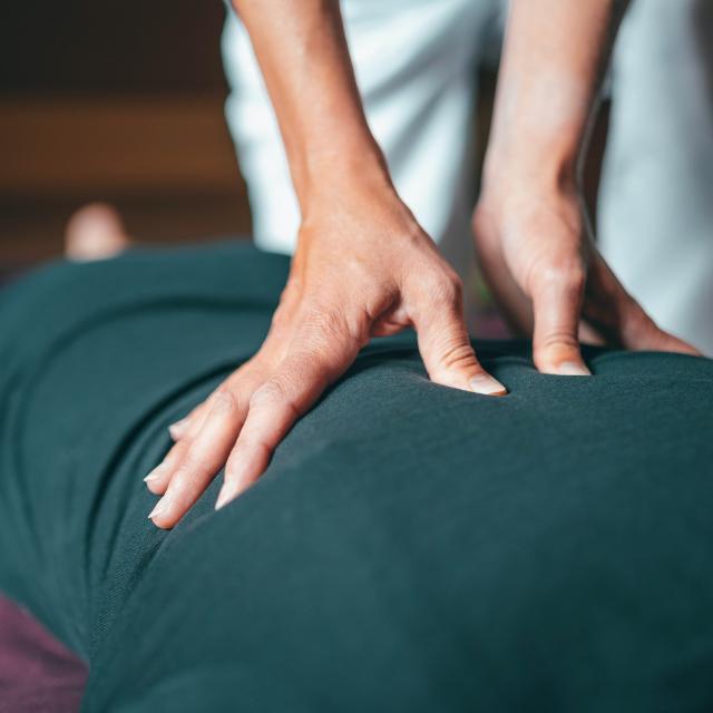 Massage La Tzoumaz été
