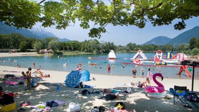 Lac de la Terrasse été