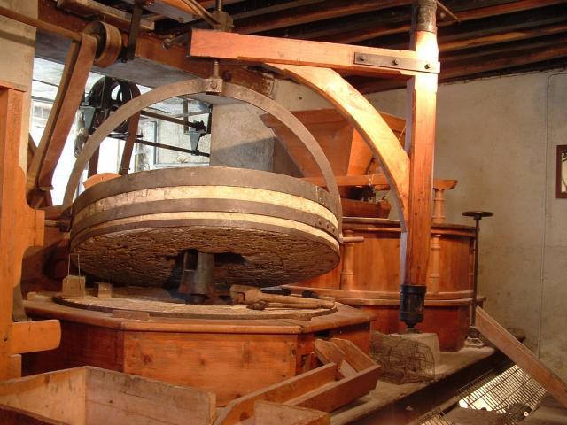 Forges et moulins de Pinsot