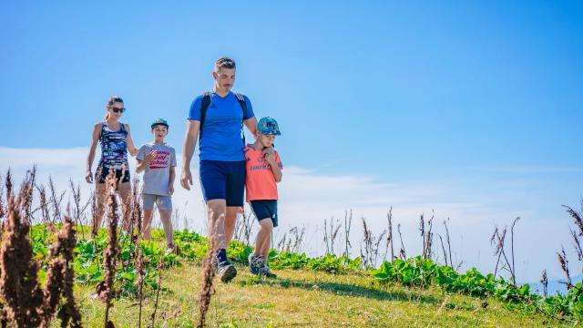 Balades et randonnées au Collet d'Allevard