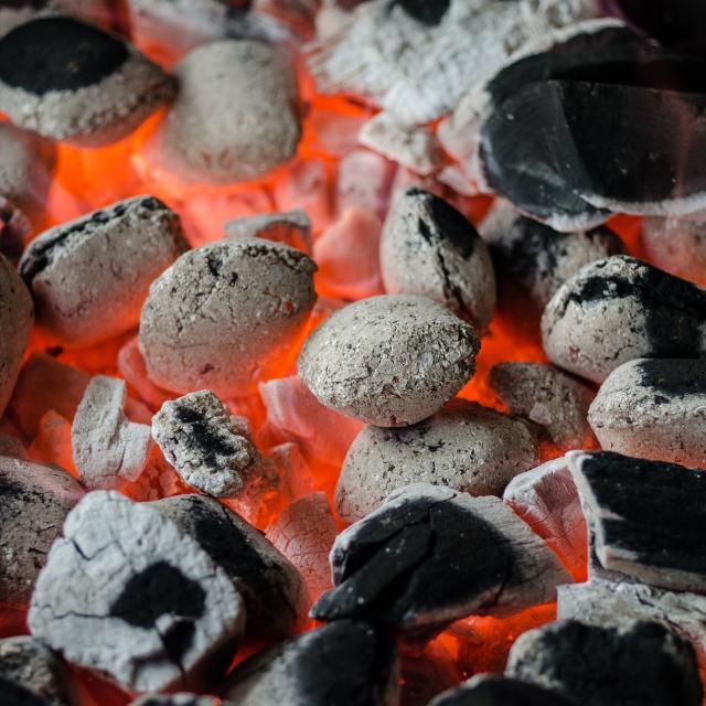 Barbecue du lundi soir au Collet en été