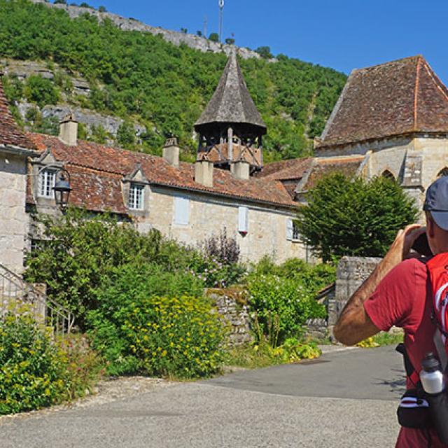Séjour randonnées marche à l'ombre au village club Terrou