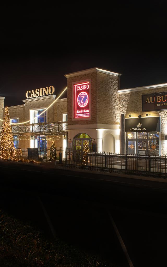 Photo Casino Mers Light