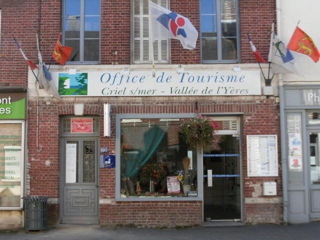 Bureau Accueil Touristique Criel