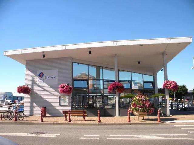 Bureau Accueil Touristique Le Treport Plaisance