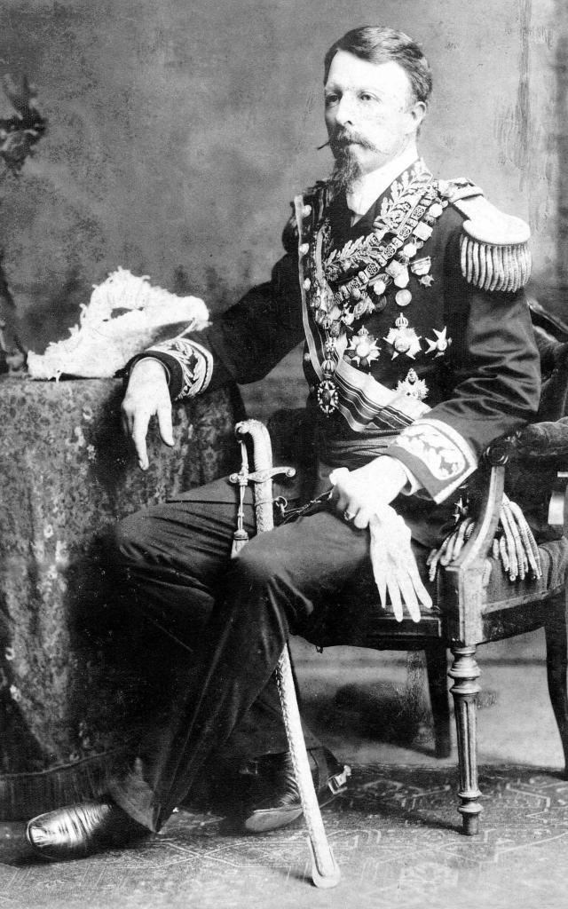 Gaston D'orléans (1842 1922)