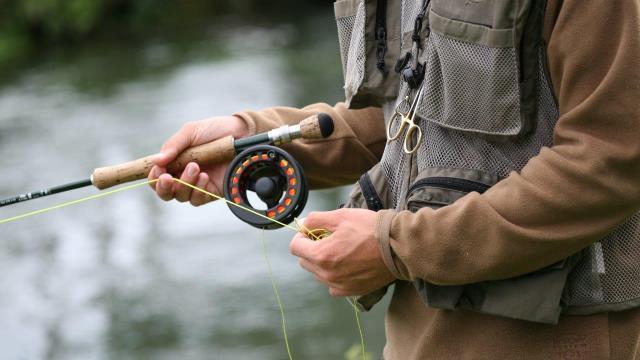 Pêche à La Mouche Gilles Targat