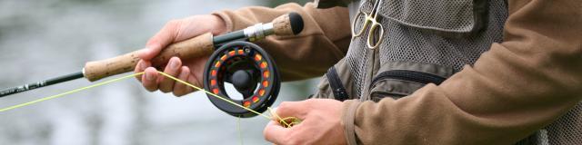 pêche à la mouche au