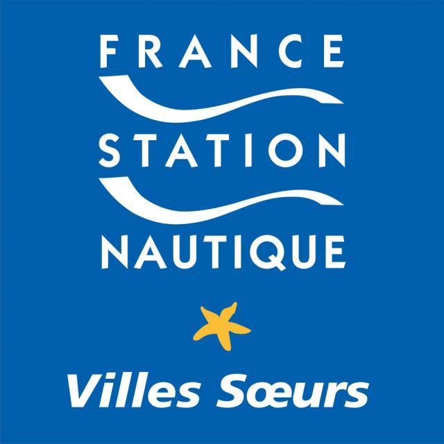 Logo France Station Nautique Villes Sœurs 2020