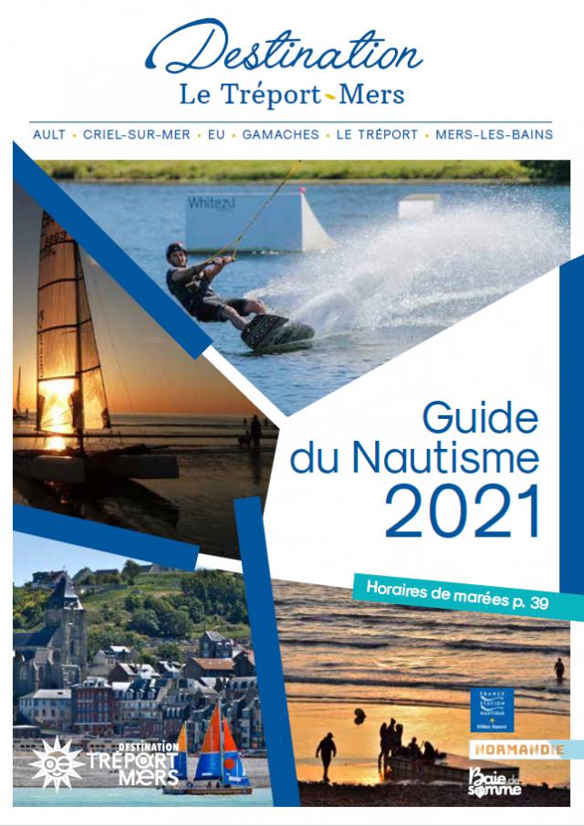 Couverture Guide Du Nautisme 2021