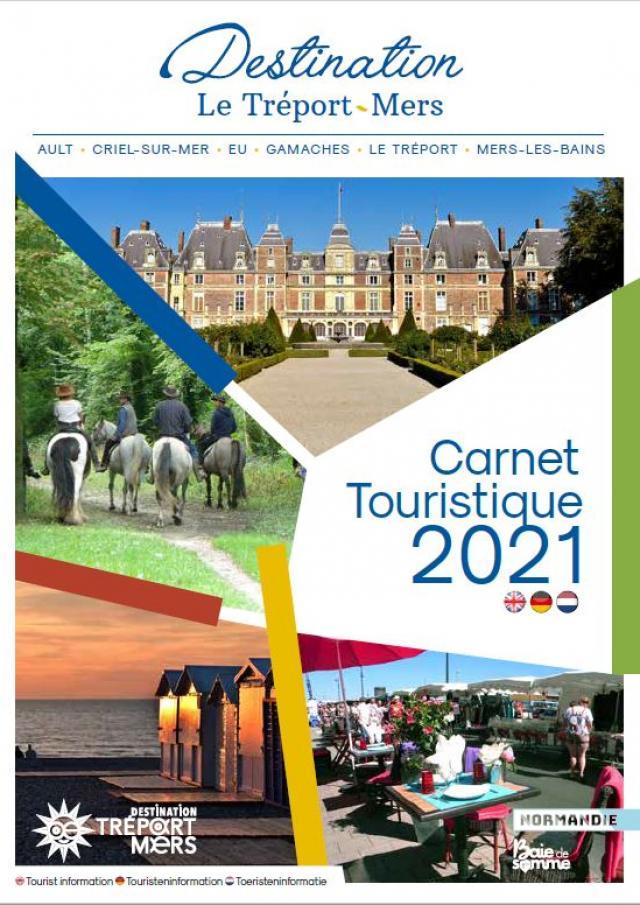 Couverture carnet Touristique 2021
