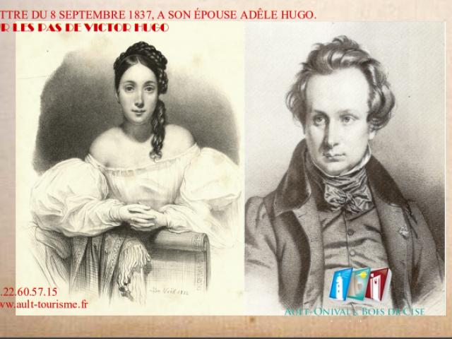 Ault Couverture Sur Les Pas De Victor Hugo