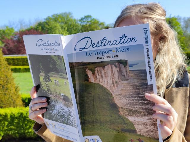 Magazine de la Destination Le Tréport-Mers