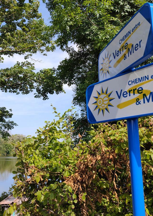 Beauchamps Chemin Entre Verre Et Mer 013 2