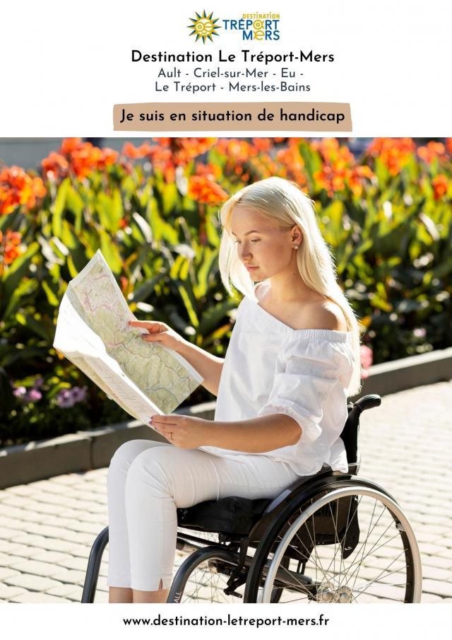 Je suis en situation de handicap