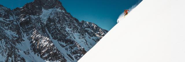 Ski montagne proche des Deux-Alpes