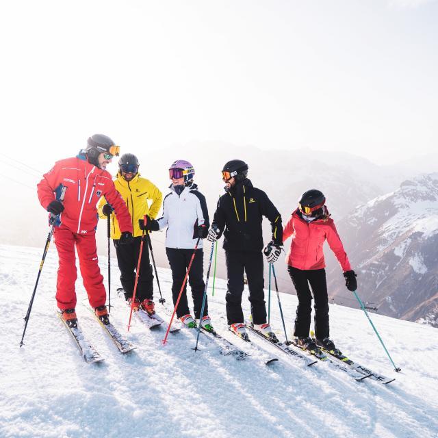 Cours de ski aux 2 ALpes