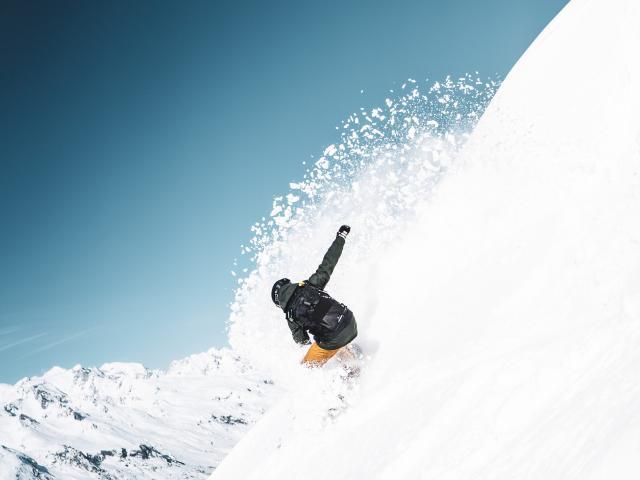 skiez en altitude avec fort dénivelé aux 2 alpes