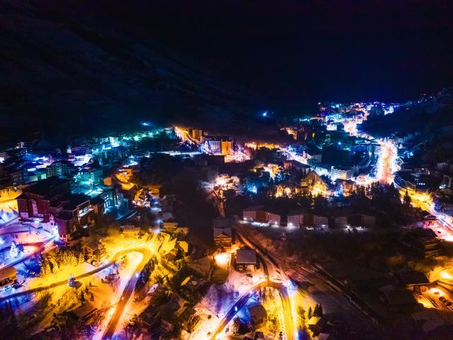 Les Deux Alpes Nuit