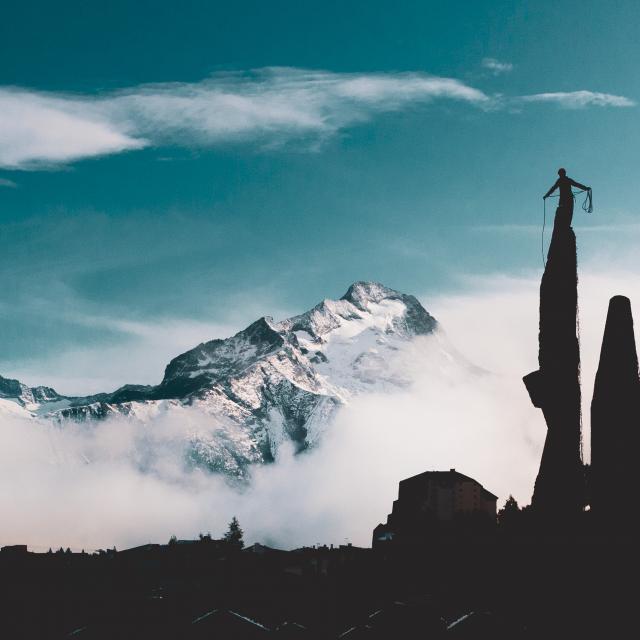 station hiver les deux alpes activites