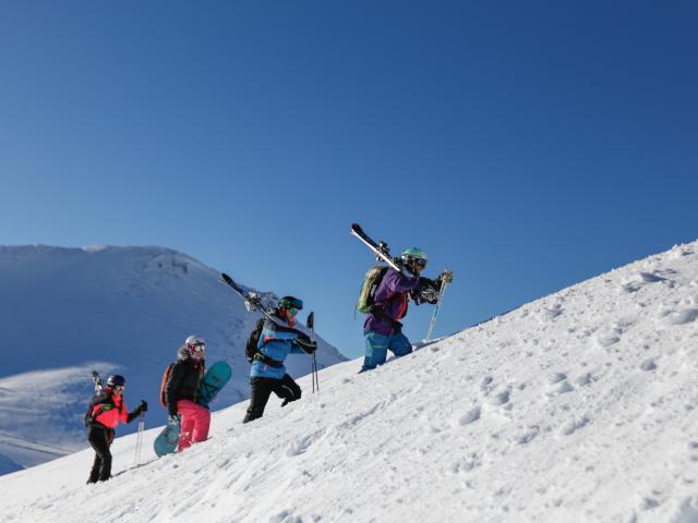 Ski Poudreuse Les Deux Alpes