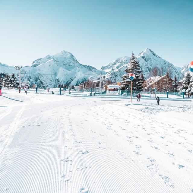 2021 Février Les 2 Alpes