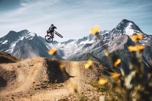bikepark les 2 alpes