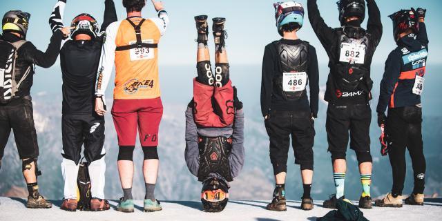 challenge vtt glacier les 2 alpes