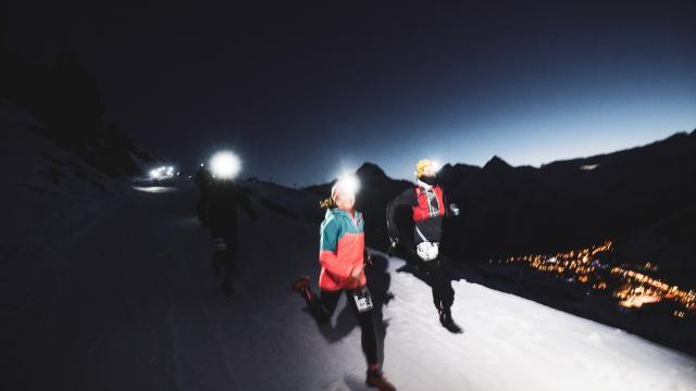 L'événement De Trail Blanc Les 2 Alpes