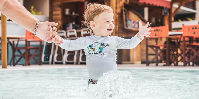 piscine enfants les2alpes