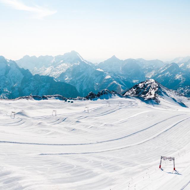 sommet 3200 ski d'été les 2 alpes
