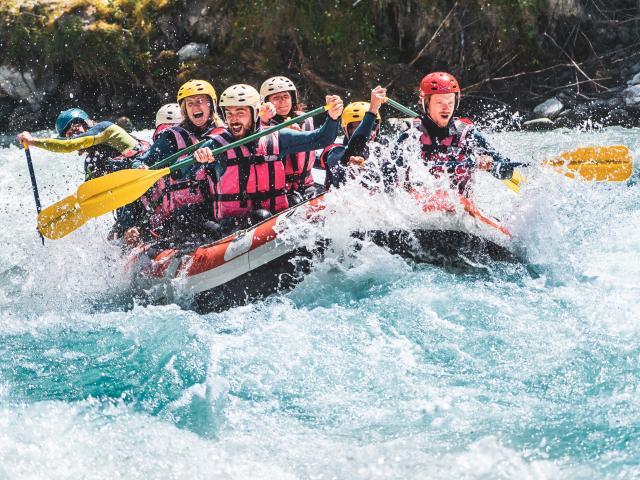 Activités Rafting Ami Veneon