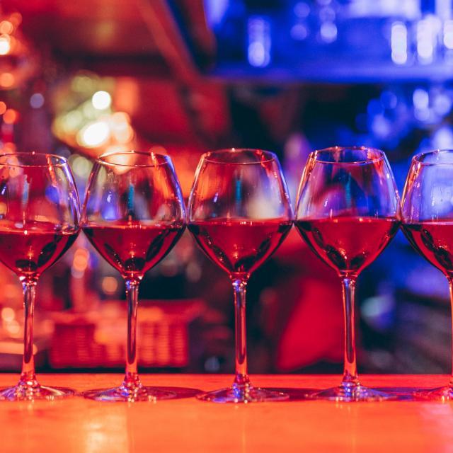 apéro verres soirée