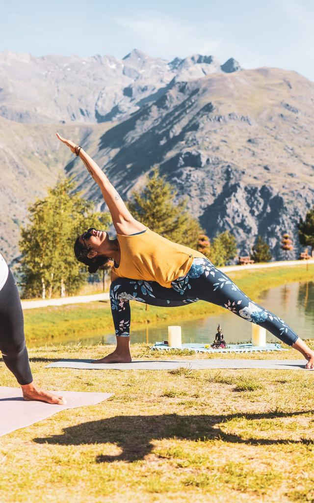Ashtanga Yoga Les 2 Alpes