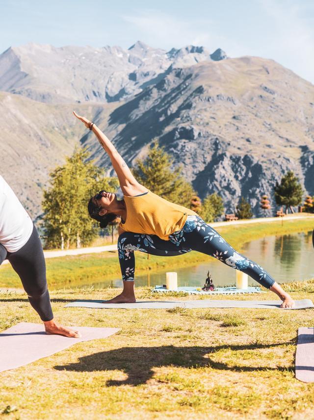 Ashtanga Yoga Les 2 Alpes