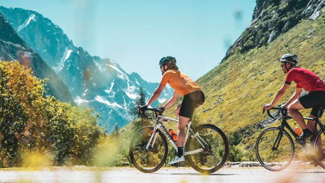 Cyclo Les 2 Alpes