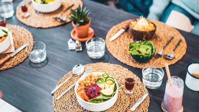 Déjeuner Restaurant Amis