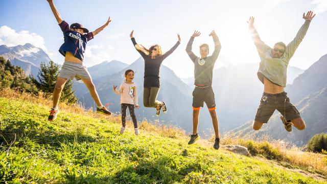 Famille Active Les 2 Alpes