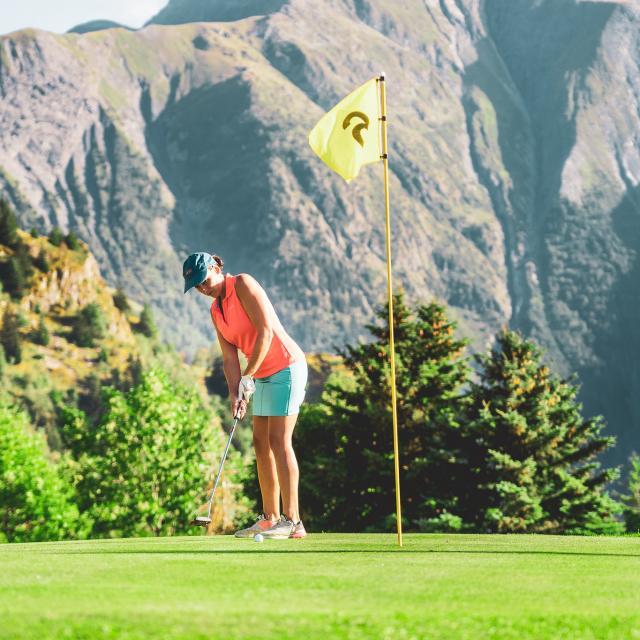 Golf Club Les 2 Alpes