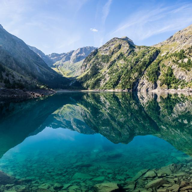Lac Du Lauvitel Parc Des écrins