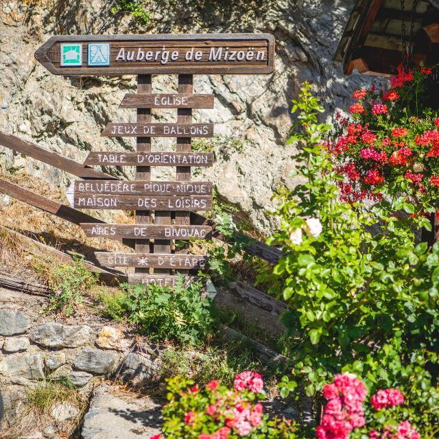 Mizoen Été Village Les2alpes Randonnée