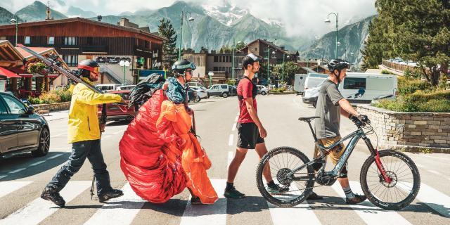 Le plein d'activités aux 2 Alpes