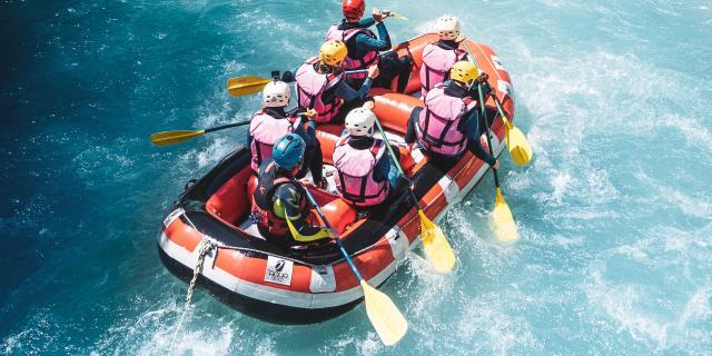 Rafting Ami Veneon